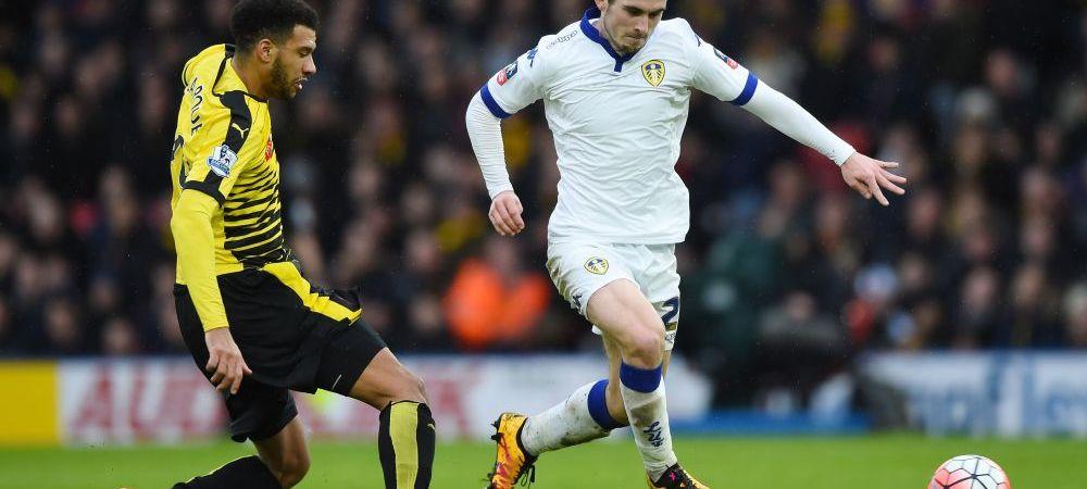 Golul saptamanii nu s-a inscris in Liga Campionilor, ci in Championship. Reusita fenomenala a unui mijlocas al lui Leeds | VIDEO