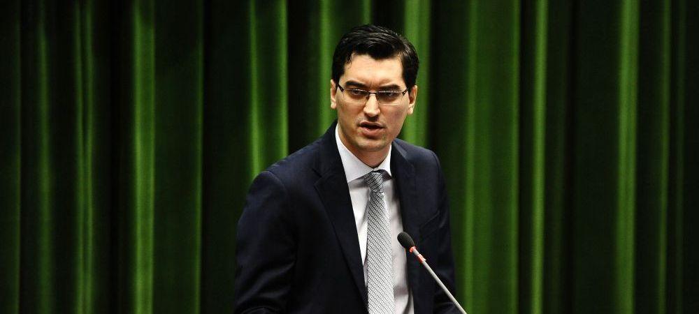 """""""Vom sprijini ancheta DIICOT!"""" Anuntul facut de Razvan Burleanu in scandalul milionului disparut de la FRF"""
