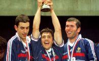 Ultimul mohican din echipa Frantei care iesea campioana mondiala in 1998 se retrage. Are 42 de ani si isi incheie cariera in India