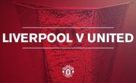 Meciuri BOMBA in optimile Europa League: Liverpool - Man United si Dortmund - Tottenham! Cu cine joaca Mircea Lucescu! Vezi aici toate partidele