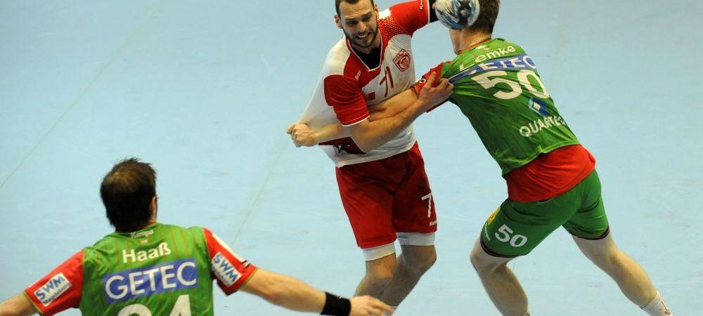 Ziua egalurilor | Si CSM Bucuresti, si Dinamo au remizat in Cupa EHF. Inca un miracol pentru dinamovisti: au fost condusi cu 6 goluri, dar au revenit