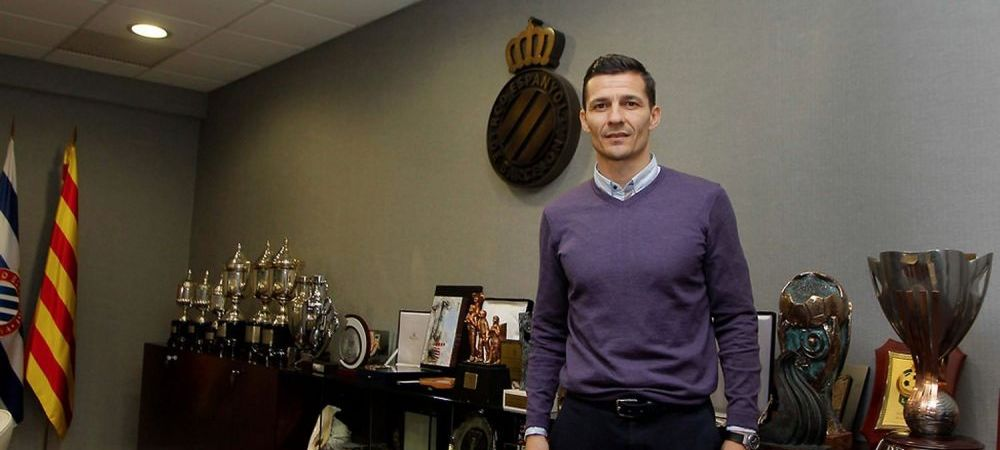 """Criza e istorie la Espanyol"" Galca, in culmea fericirii dupa a doua victorie consecutiva din 2016! Cum a reactionat dupa 4-2 cu Gijon"