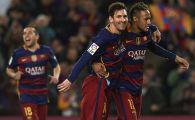 Se vede titlul! Catalanii s-au distantat la 12 puncte de Real si la 8 de Atletico! Super gol dat de Messi in Barca 2-1 Sevilla