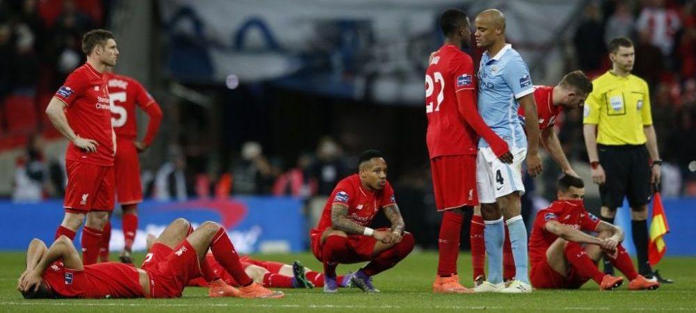 Gestul senzational facut de Kompany dupa victoria cu Liverpool! Ce s-a intamplat pe gazon