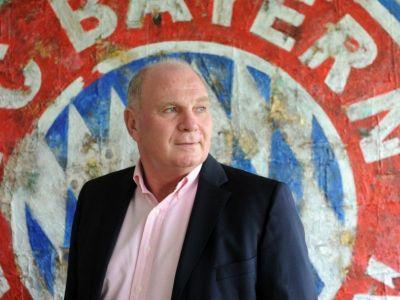 Uli Hoeness, fostul presedinte al lui Bayern, eliberat astazi din inchisoare dupa ce a ispasit jumatate din pedeapsa