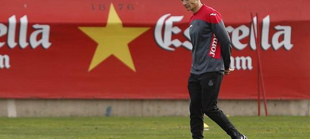 Situatie DRAMATICA pentru Galca! Opt jucatori s-au imbolnavit cand sarbatoreau victoria cu Gijon! Espanyol are doar 12 jucatori cu Betis