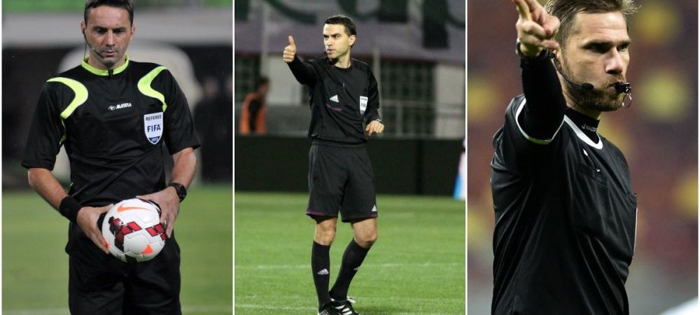 Scandalul de la Chiajna - Dinamo nu l-a afectat: Tudor merge la EURO 2016 alaturi de Coltescu in brigada lui Hategan