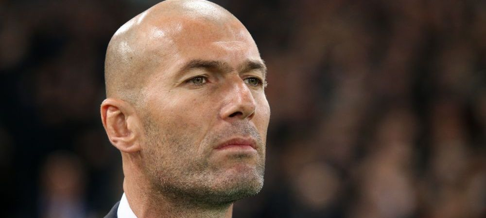 Daca nu ia Champions League, Zidane e OUT! Real Madrid i-a gasit deja inlocuitor de top! Dezvaluirile din Gazzetta dello Sport