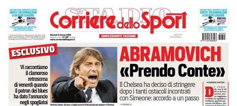 Surpriza uriasa anuntata de Corriere dello Sport! Miliardarul Abramovic spune cine va fi noul antrenor al lui Chelsea din vara