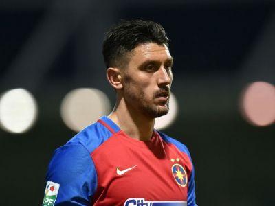 """Marica, fara niciun gol marcat pentru Steaua: """"Ca atacant, cel mai mult depinzi de pasele coechipierilor!"""""""