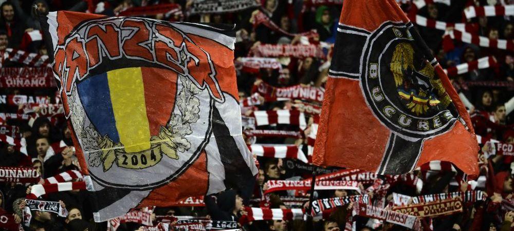 """""""Am mai prins meciuri cu stelisti in tribuna, dar nu i-am auzit niciodata!"""" Jucatorii lui Dinamo, prima reactie dupa ce galeria Stelei a anuntat ca vine la derby"""