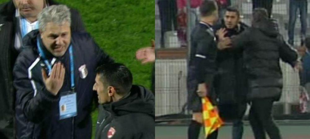"""KORBUL! Doua meciuri, doua """"batai"""". Danciulescu a devenit noul sparring partner pentru antrenorii adversi"""