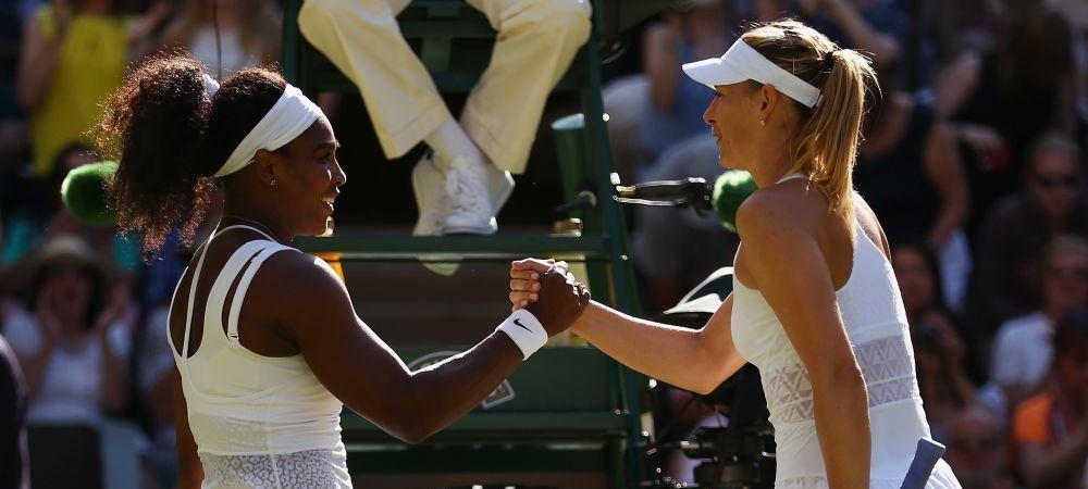 """""""Sunt socata!"""" Reactia Serenei Williams dupa ce Maria Sharapova a fost prinsa dopata"""