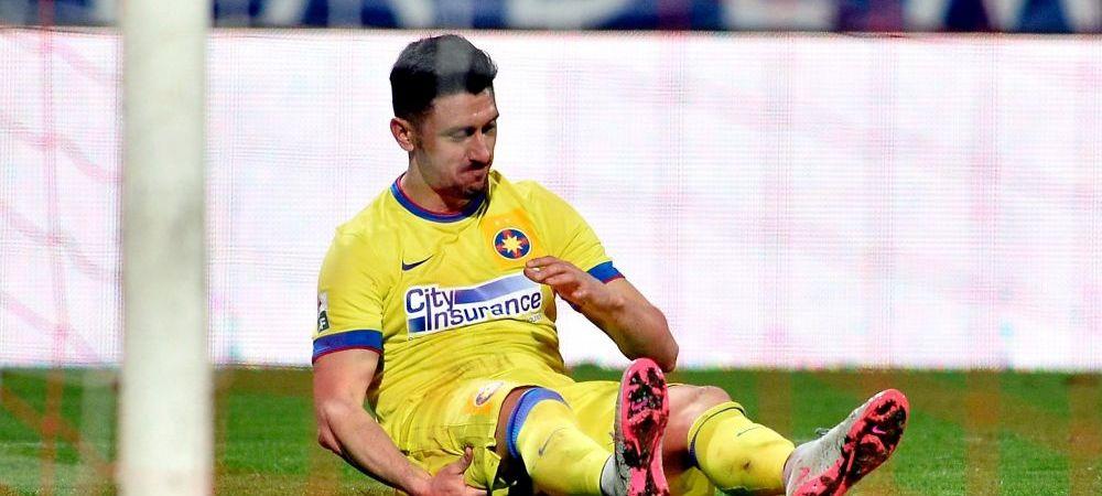 """""""Asta e blestemul nostru, al dinamovistilor care am trecut la Steaua! I-am spus ca nu va avea viata lunga acolo!"""" Marturisire senzationala despre accidentarea lui Marica"""