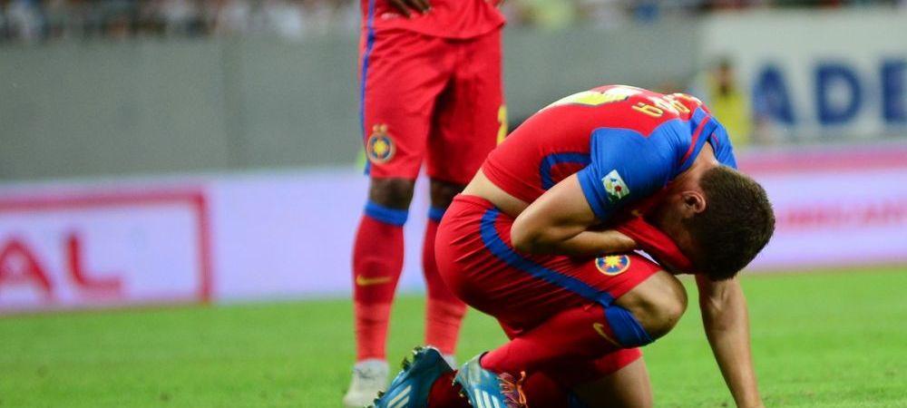 """Steaua are clauze ANTI-PARIURI in contracte. Dezvaluirea omului care a plecat de curand din Ghencea: """"Nici carti nu aveam voie sa jucam"""""""