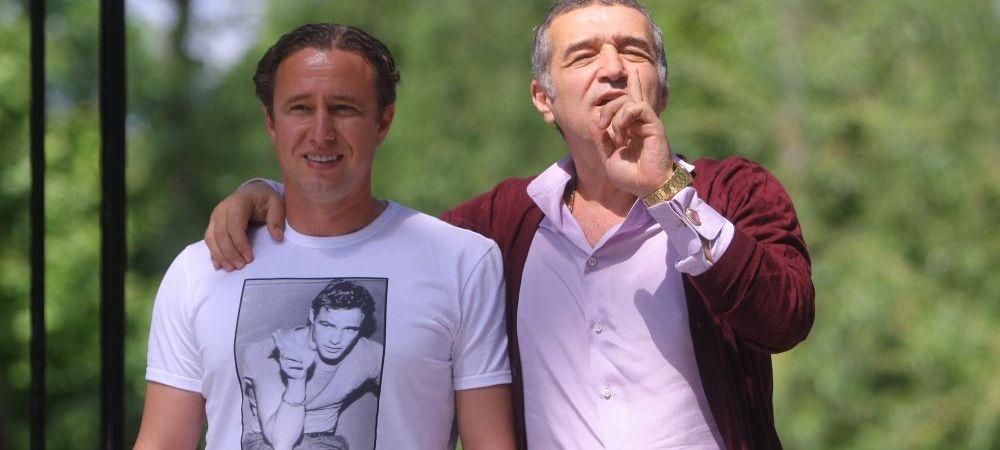 """Becali il linisteste pe Reghecampf: """"Nu il dau afara!"""" Patronul Stelei ameninta: """"Daca nu intram in Europa, ma retrag din fotbal"""""""