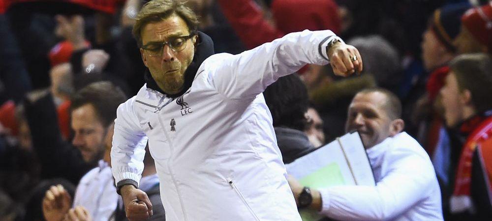 Meci istoric pe Anfield, Liverpool a castigat primul razboi cu Man United in Europa: 2-0! VIDEO: Golurile lui Sturridge si Firmino. Lucescu e cu un pas in sferturi