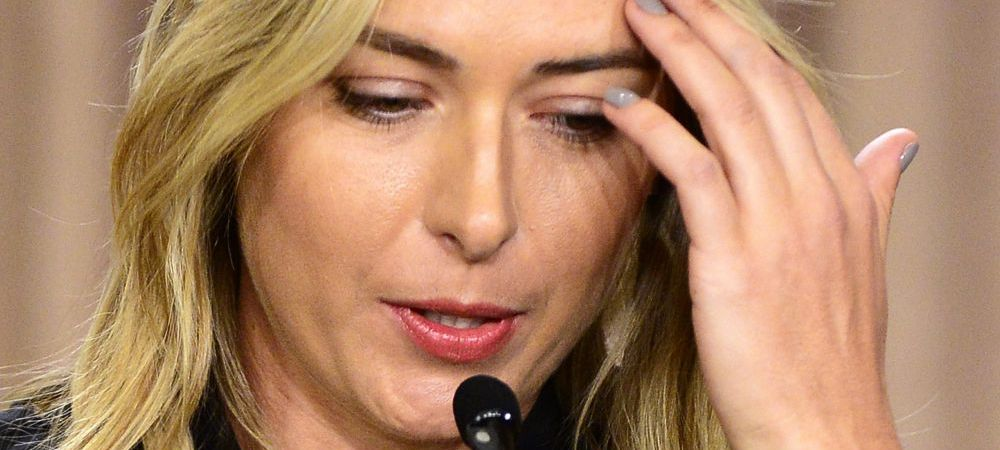 """Trebuie sa fie suspendata!"" Mesajul dur al lui Murray catre Maria Sharapova dupa ce a fost prinsa ca s-a dopat"