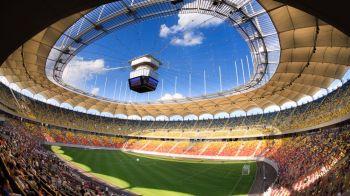 Un posibil scenariu! Oamenii fara membrana la 'acoperis' transforma National Arena, cu ajutorul Colectiv, in stadion pentru cel mai gretos meci din Romania