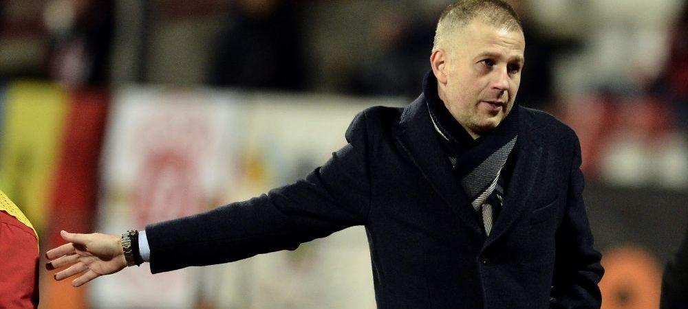 """ADIO BANI la Pandurii! Edi Iordanescu a facut criza de nervi in vestiar si vrea sa plece: """"Locul nostru e la retrogradare!"""""""