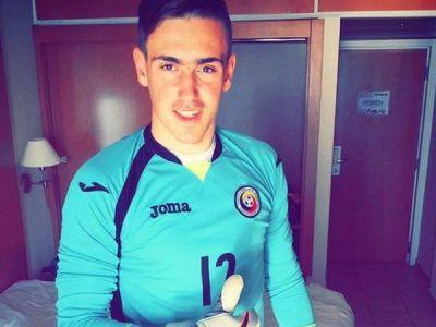 """Transfer pentru viitor: Steaua a luat un portar de 17 ani dorit si de Dinamo! Catalin Suciu: """"Am ales Steaua, e un pas imens"""""""