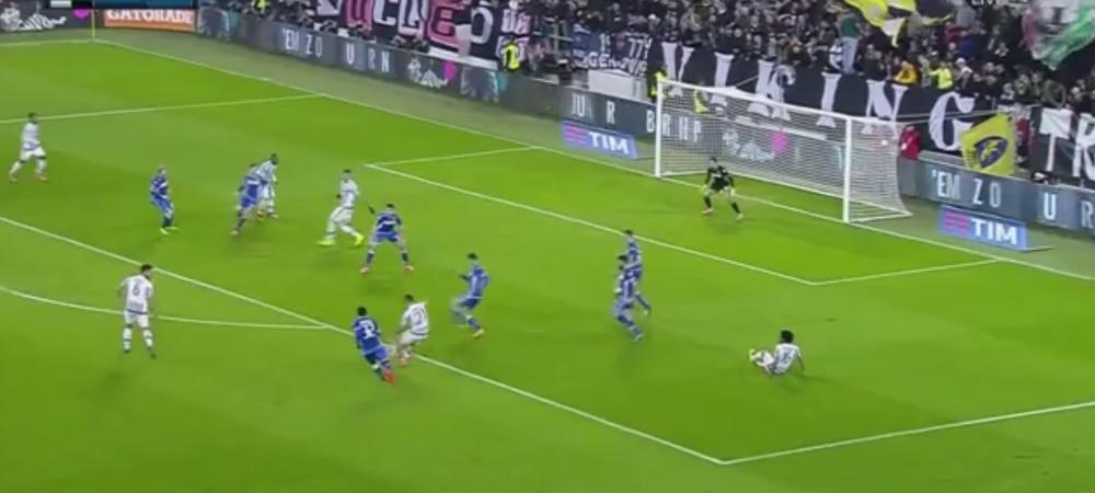 Urmasul lui Messi din Argentina a inscris un gol FABULOS! Serie uluitoare pentru Juve: Buffon a intrat in istorie! VIDEO