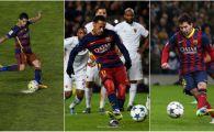 Trioul letal care nu se pricepe la 11 metri! Situatie incredibila la Barca, dupa un nou penalty ratat de Messi: peste 50% din loviturile de pedeapsa au fost ratate
