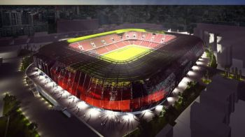 Ghencea, Giulesti, Stefan cel Mare si stadionul Arcul de Triumf se transforma complet! Cand incep lucrarile pentru Euro 2020