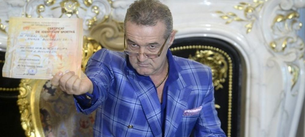 Au vrut sa interzica si FCSB | CSA a cerut OSIM sa nu inregistreze noua marca a lui Becali! Ce decizie a luat OSIM