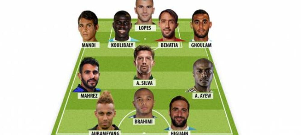 11-le fabulos al jucatorilor nascuti in Franta care au ales sa joace pentru alte nationale! Aubameyang si Higuain sunt in atac!