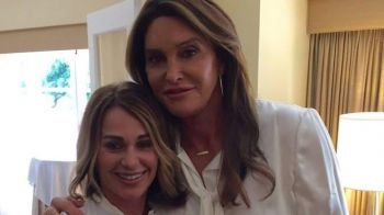 """Dupa 40 de ani"" Nadia s-a intalnit cu un personaj controversat din SUA! FOTO"