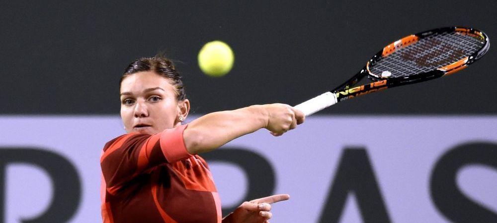 Moment senzational povestit de Simona Halep dupa infrangerea cu Serena! De ce abia acum se poate intelege cu Cahill :)