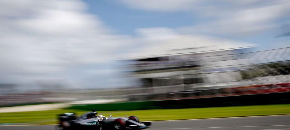 Hamilton, in pole position la prima cursa din noul sezon de F1, in Marele Premiu al Australiei