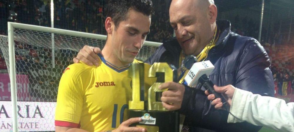 TU ai decis: Nicolae Stanciu, jucatorul meciului! Lasa-i un mesaj aici