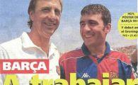 """Fotbalul isi plange unul dintre cei mai mari idoli! A murit omul care l-a luat pe Hagi la Barcelona: """"Era cel mai bun!"""""""