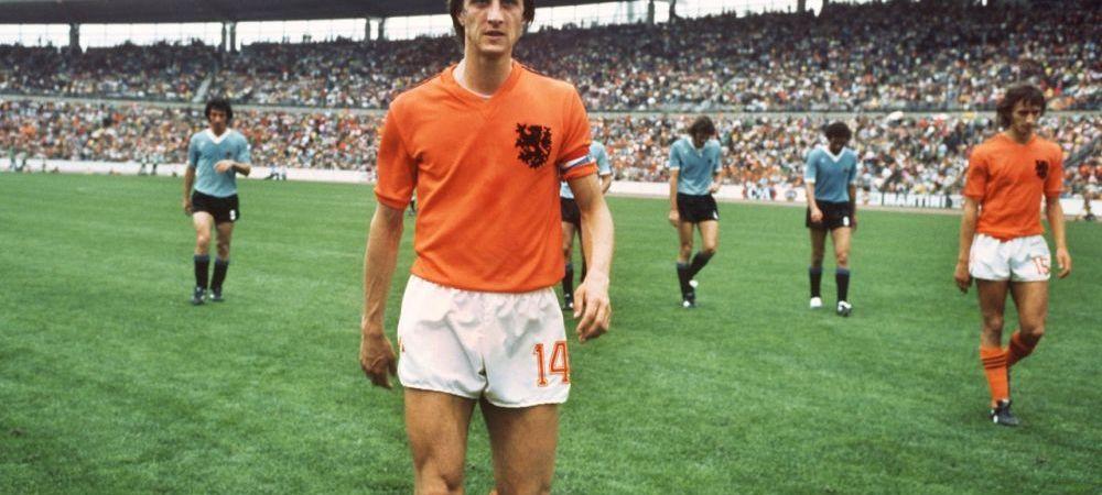 Reactia lumii fotbalului dupa moartea lui Cruyff. Mesajele transmis de jucatori legendari si cluburi uriase din Europa