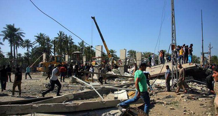 Atentatul terorist de la Bagdhad, de pe un stadion de fotbal, revendicat de ISIS. Bilantul tragic: 17 tineri cu varste intre 10 si 16 ani au murit