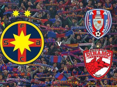 OFICIAL! Steaua revine pe National Arena! Cat costa biletele pentru meciurile cu ASA si Dinamo