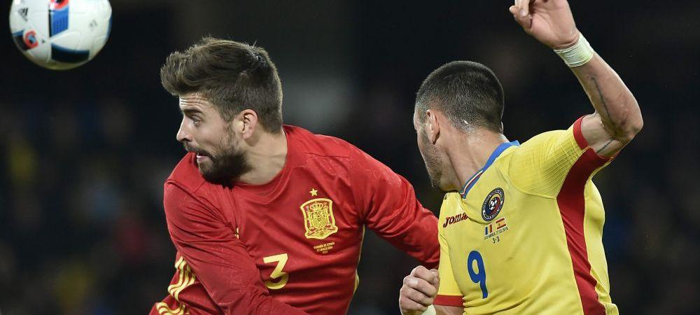 Cinci concluzii dupa Romania - Spania. Stefan Beldie scrie despre remiza importanta a nationalei de la Cluj