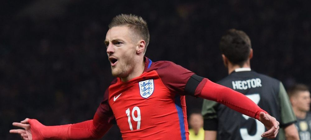 Moment senzational trait de Vardy dupa golul superb cu Germania! De ce si-a CERUT SCUZE starul lui Leicester :)