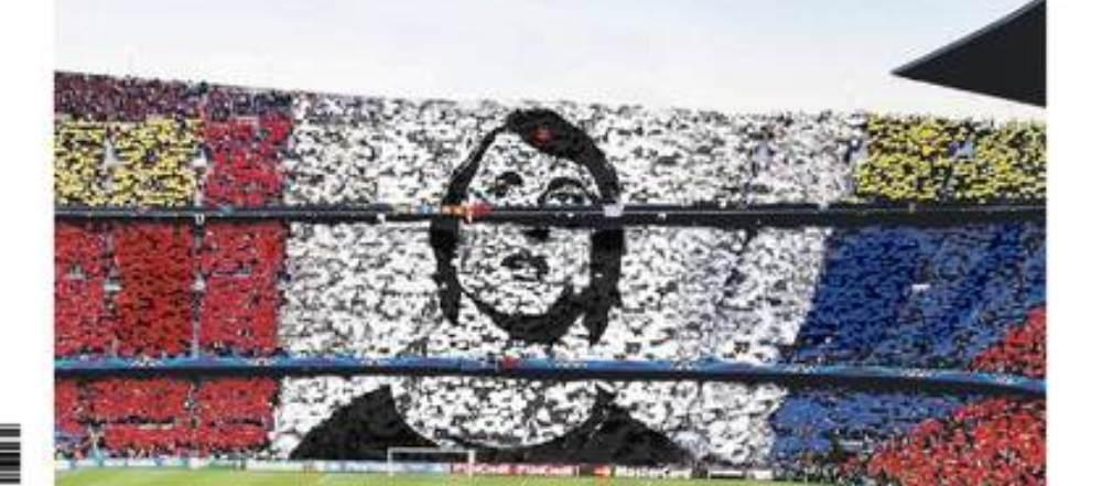 O lume intreaga pentru un singur IDOL! Decizie istorica la Barcelona dupa moartea lui Johan Cruyff
