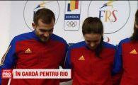 Romania si-a prezentat echipa fantastica de scrima pentru Rio! Obiectiv: 1-2 medalii! VIDEO