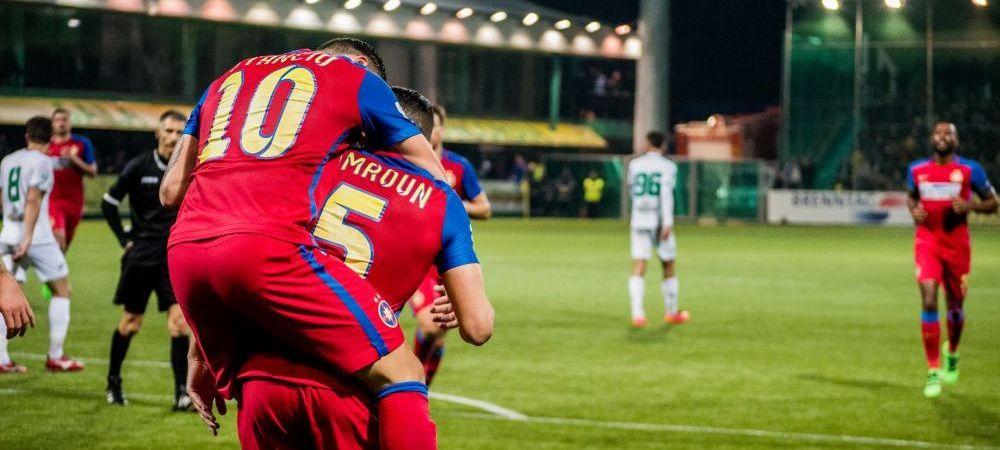 Cum a aratat meciul Romaniei cu Spania pentru Stanciu! Momentul in care a fost peste SUPER VEDETELE de la Barca, Chelsea si City
