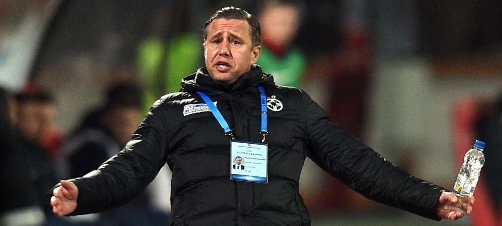 Reghecampf e lider pana la meciul Astrei cu Dinamo! Reactia antrenorului dupa (re)accidentarile lui Marica si Momcilovic