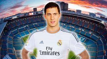 40 de milioane de euro pentru Hazard! Presa din Spania anunta ca Real Madrid si Chelsea s-au inteles pentru transfer