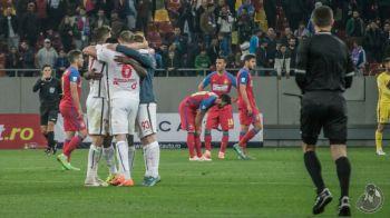 Derby-ul de la nivelul gazonului | Cele mai tari poze de la Steaua 2-2 Dinamo! Ce a patit un dinamovist la finalul partidei