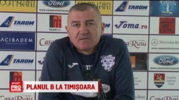"Planul B la Timisoara | Din sezonul viitor, ACS Poli si ASU Poli se pot duela in liga a doua. Grigoras spune ca ramane la Timisoara: ""Nu e o rusine sa antrenezi in B"""