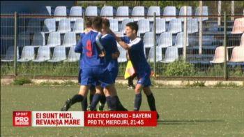 Stelistii si-au luat revansa pentru eliminarea din Cupa, dar la juniori. Ros-albastrii au castigat cu 3-0 derby-ul cu Dinamo | VIDEO