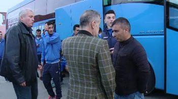 """Patronul Craiovei a luat foc dupa ce l-a vazut pe Becali langa jucatorii sai: """"Ce cauta circarul ala langa autocarul nostru?"""" Oltenii il acuza OFICIAL pe patronul Stelei"""