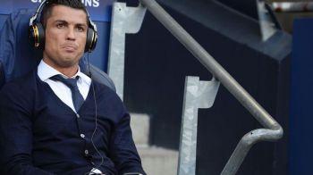 ALARMA la Real! Accidentarea lui Ronaldo a recidivat! Portughezul poate sa rateze si returul cu City